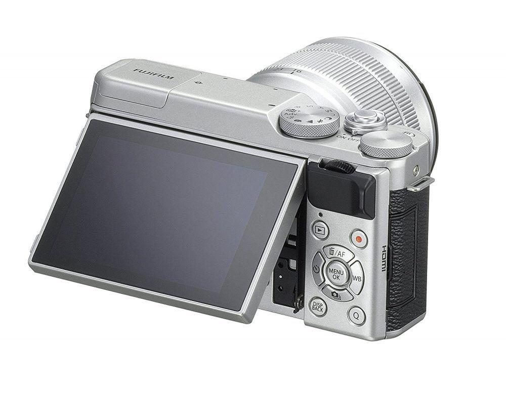 Cámara Evil Fujifilm X-A10