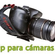 B-Grip para cámaras EVIL