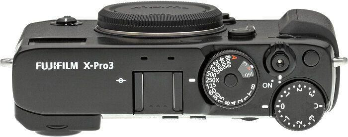 Botones Fujifilm X-Pro3