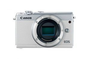 Canon sin espejo EOS M 100