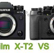 Fujifilm X-T2 vs X-T3