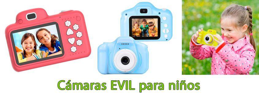 Cámaras Evil para niños