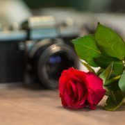 Cámara de fotos San Valentín