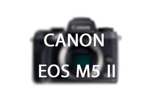 CANON EOS M5 II