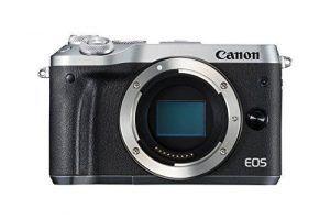 Canon EOS M6 Sin espejo