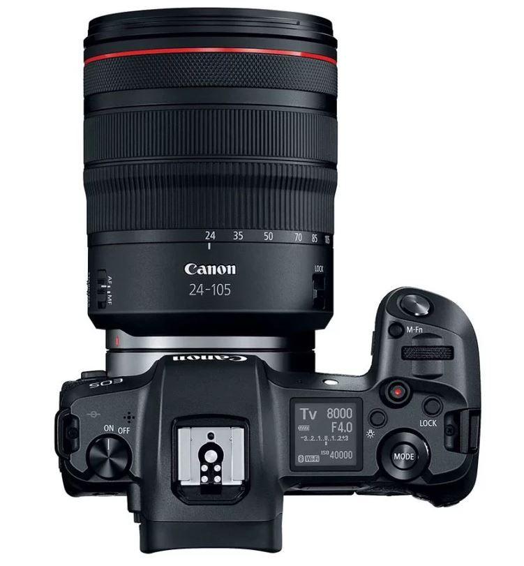 Canon EOS R camara sin espejo