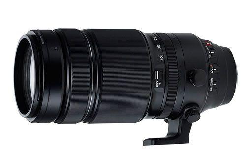 Fujifilm XF 100-400mm F4.5-5.6 R LM OIS WR Fujinon