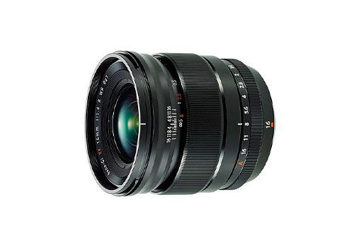 Fujifilm XF 16mm F1.4 R WR Fujinon