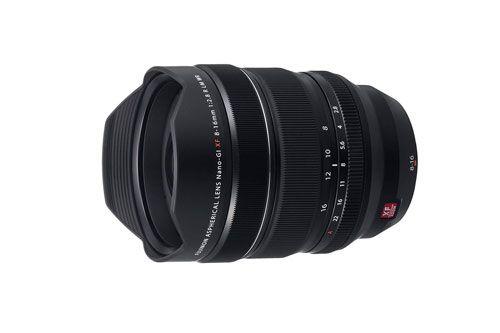 Fujifilm XF 8-16mm F2.8 R LM WR Fujinon