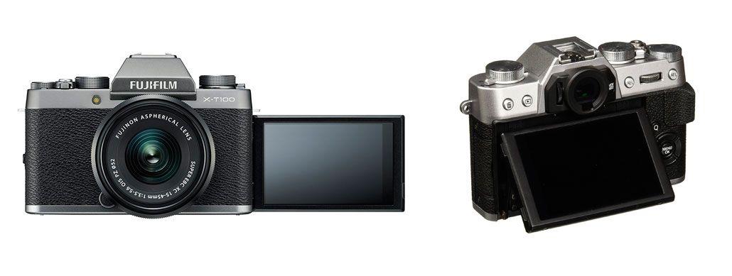 LCD X-T20 X-T100