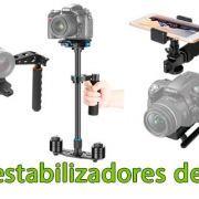 Los mejores estabilizadores de cámara EVIL