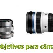 Los mejores objetivos para cámaras Olympus