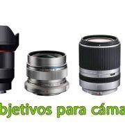 Los mejores objetivos para cámaras Panasonic