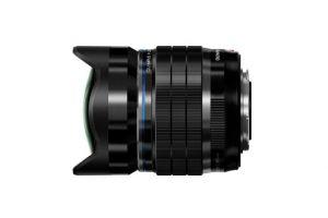 Olympus ED 8mm F1.8 Fisheye Pro