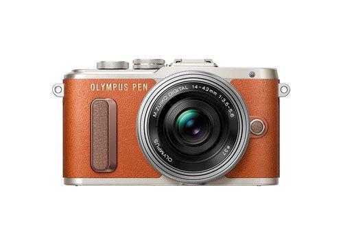 Olympus E-PL8 Cuerpo