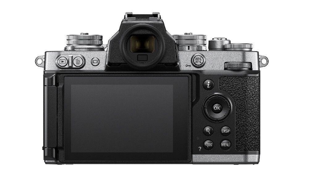 Pantalla Nikon Z fc