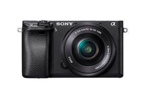 Sony A 6500 sin espejo