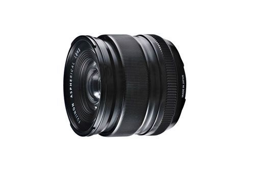 Siglas Fujifilm XF 14mm F2.8 R Fujinon