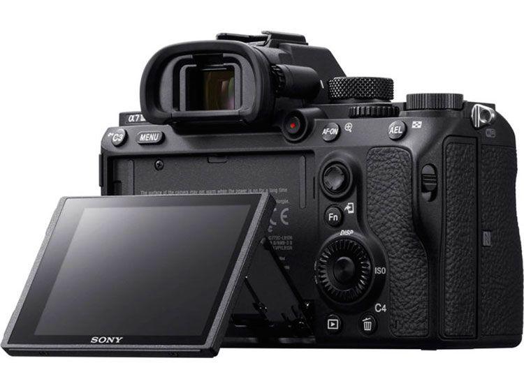 Pantalla Sony A7 III