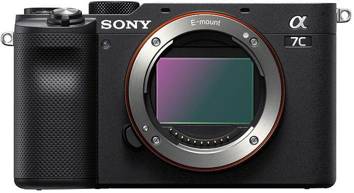 Sony Alpha a7C cuerpo