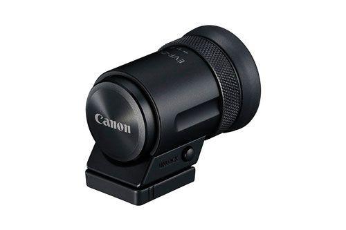 Visor Canon EVF-DC2