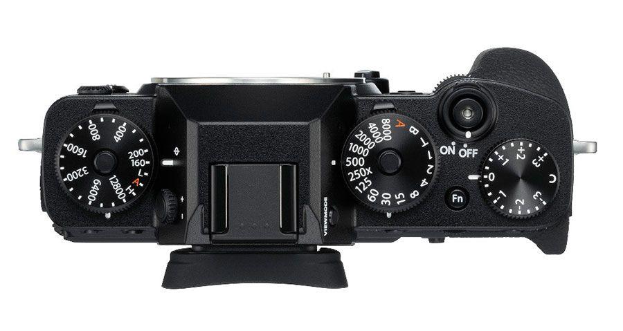 botones Fujifilm X-T3