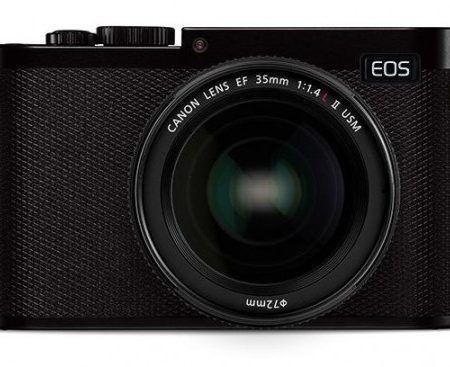 Canon M1 Full Frame