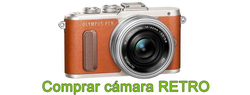 Comprar cámara RETRO