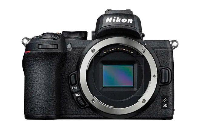 Cuerpo Nikon Z50