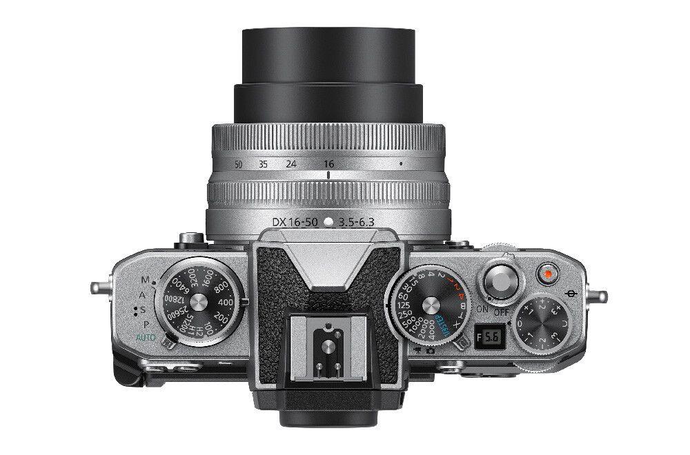 Diales Nikon Z fc