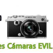 Las mejores cámaras Evil Olympus