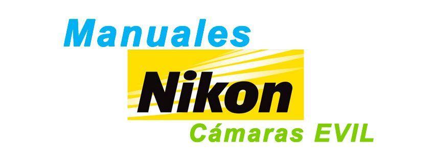 Manuales de intrucciones Nikon