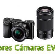 Las mejores cámaras evil Sony