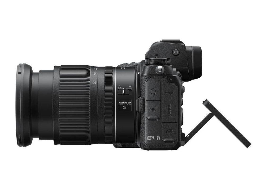objetivo Nikon z6 II