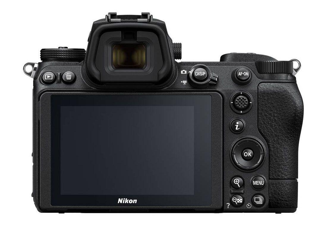Pantalla Nikon z6 II