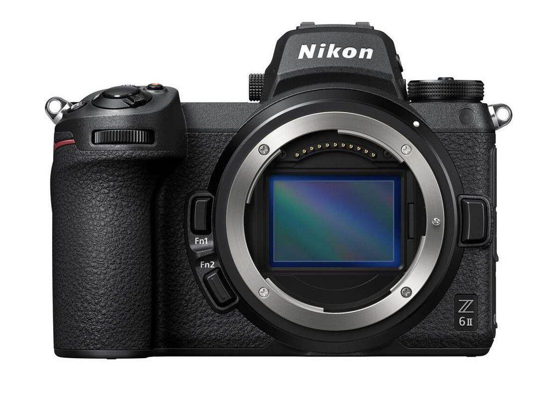 Cuerpo Nikon Z6 II