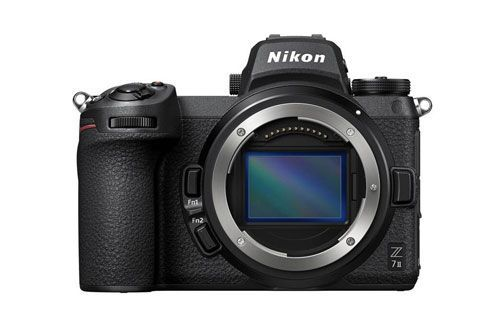 Cuerpo Nikon z7 II
