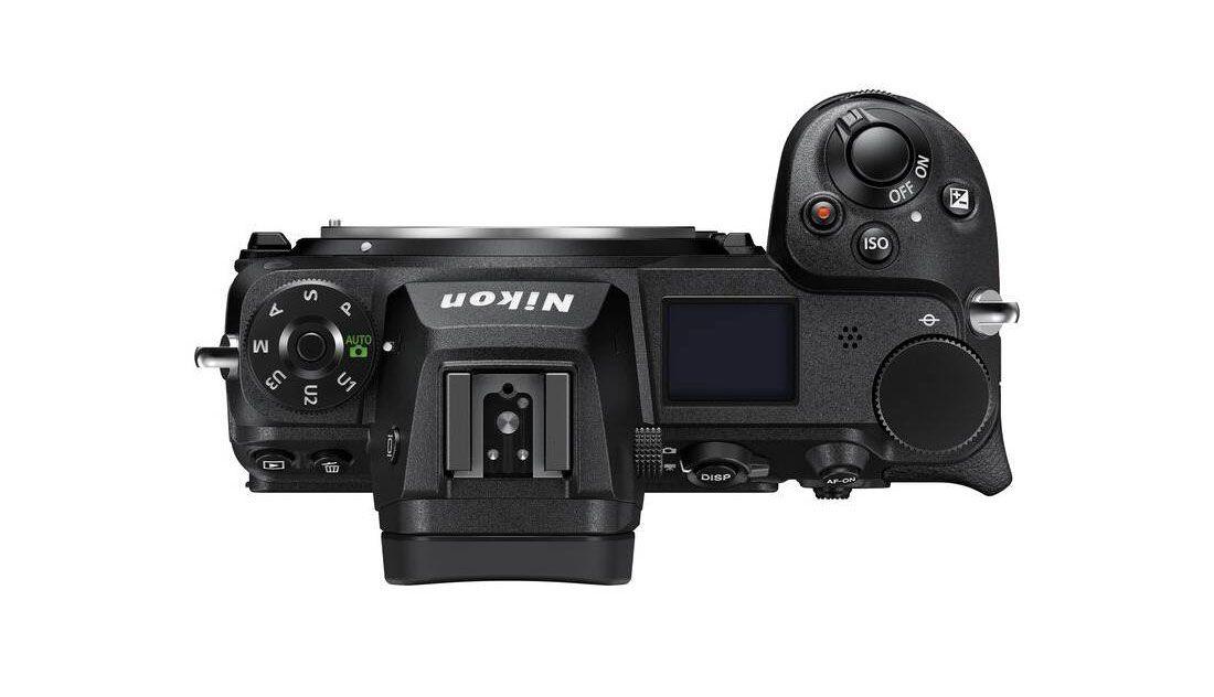 Botonera Nikon z7 II