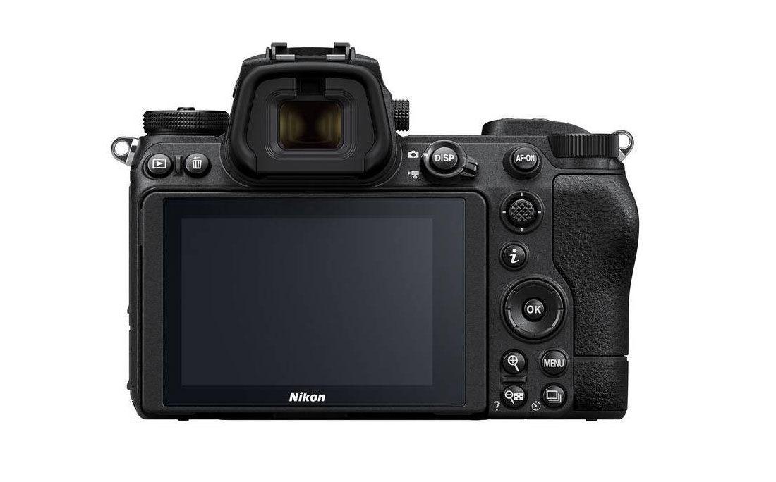 Pantalla Nikon z7 II