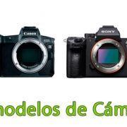 Nuevos modelos de cámaras EVIL