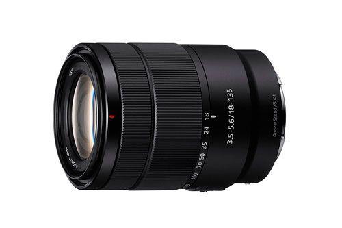 Objetivo Sony SEL18135