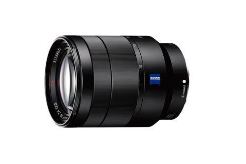 Siglas Sony FE 24-70mm f/4 ZA OSS Carl Zeiss Vario-Tessar T* SEL2470Z