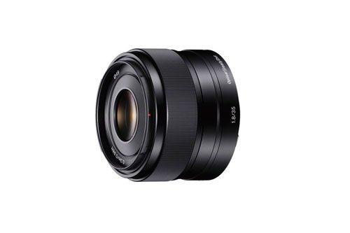 Sony E 35mm f/1.8 OSS SEL35F18