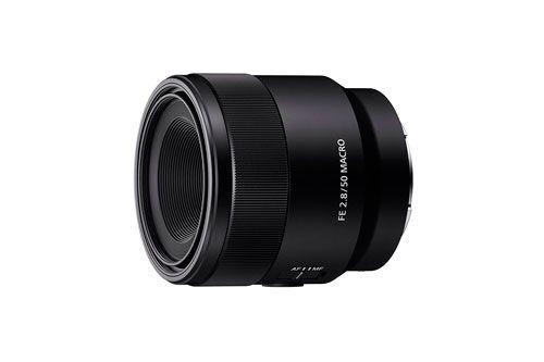 Sony FE 50mm f/2.8 Macro SEL50M28
