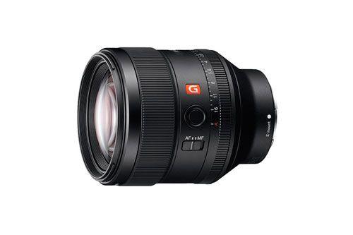 Siglas Sony FE 85mm f/1.4 GM SEL85F14GM