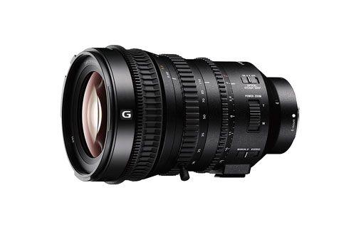 Sony E 18-110mm f/4 G PZ OSS SELP18110G