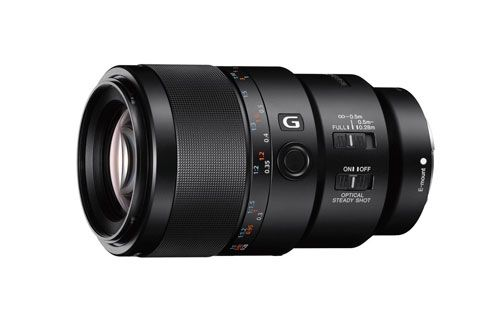 Siglas Sony FE 90mm f/2.8 Macro G OSS SEL90M28G