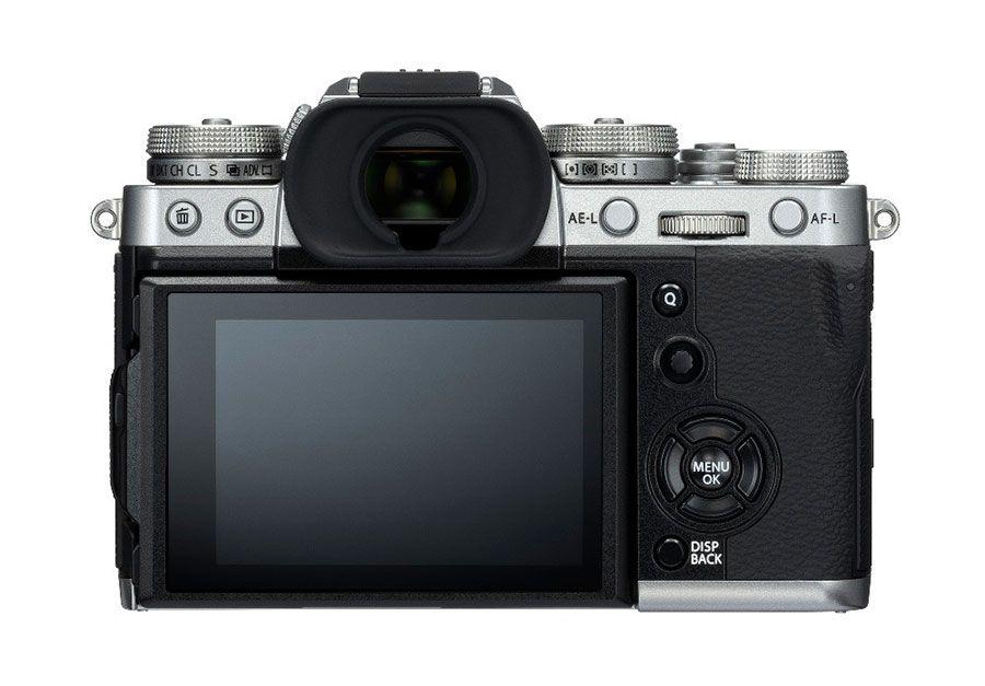 pantalla Fujifilm X-T3