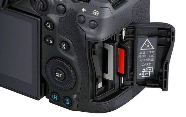 Canon EOS R6 VS Canon EOS R5